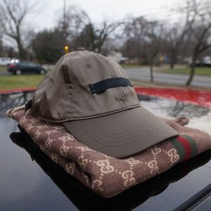 Gucci Dad Hat 'Green Copper' Unisex